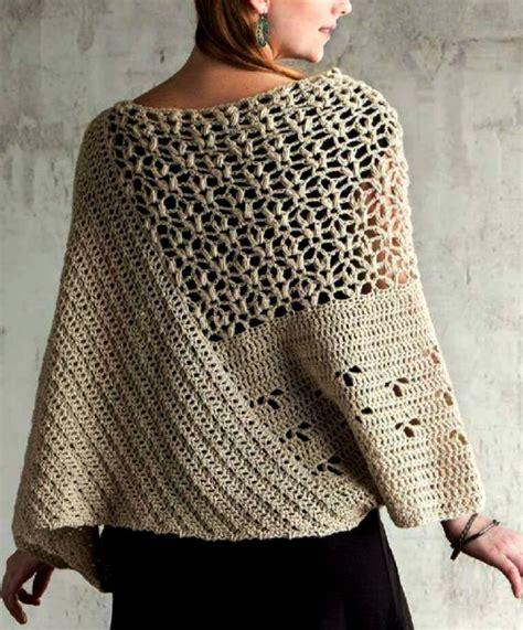 poncho para ni a en crochet y agujas circulares tricot las 25 mejores ideas sobre chalinas tejidas en pinterest y