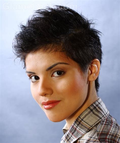pixie cuts for square face pixie haircut