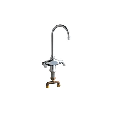 commercial grade kitchen faucets chicago faucets 50 te35abcp chrome commercial grade single kitchen faucet with lever