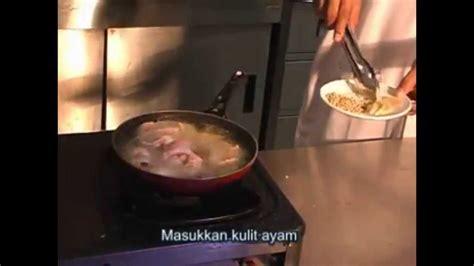 cara membuat minyak kelapa untuk memasak cara membuat minyak untuk mie ayam youtube