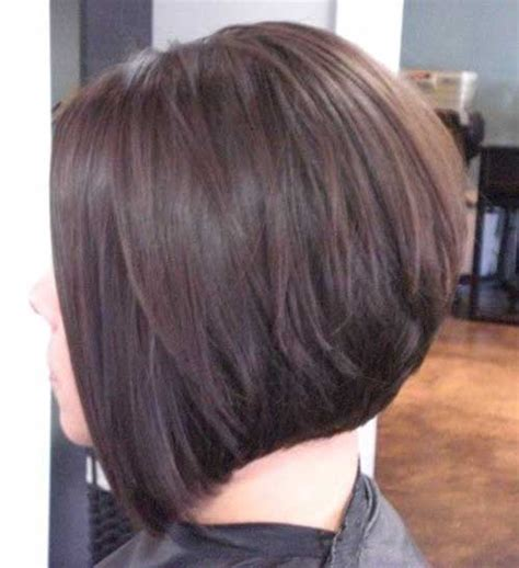 images of layered haircuts from the back 15 best back view of bob haircuts short hairstyles 2016