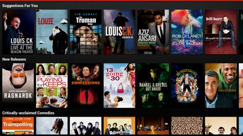 netflix  android review cnet
