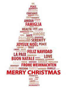 how to say merry christmas around the world