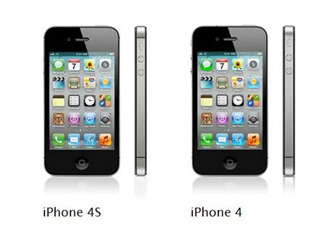 iPhone 4S vs iPhone 4: Hardware, Pricing, Carriers