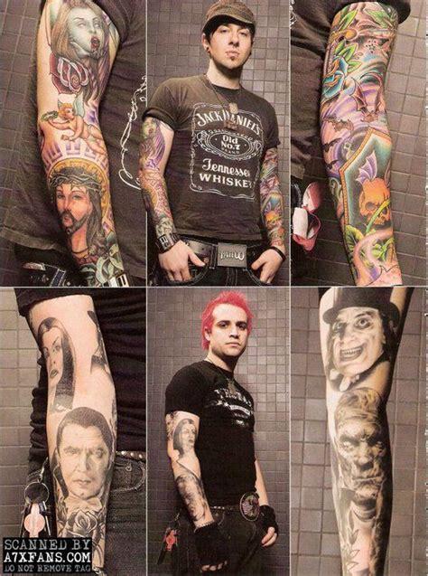 tattoo of jesus by johnny reid zacky v and johnny christ avenged sevenfold pinterest