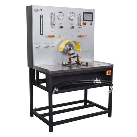 testing bench msg ms604 test bench for diagnostics of pumps for sale
