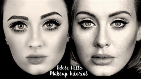 tutorial eyeliner adele adele hello makeup tutorial umakeup