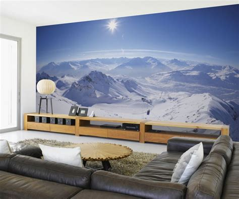 mountain wall murals mountain wall mural buy at europosters