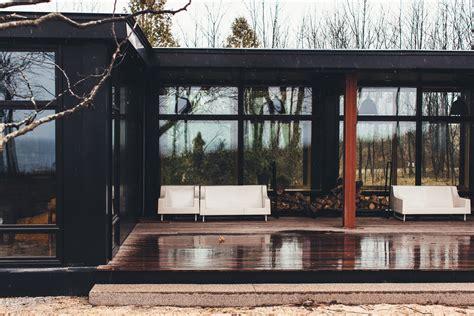 caudill house modern home  northport michigan  hygge supply  dwell