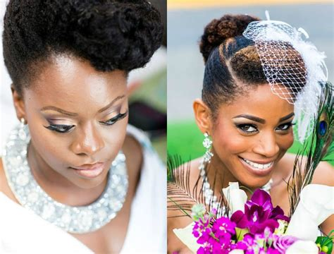 Hairstyles 2017 Natural Hair | get to know natural hair wedding hairstyles 2017