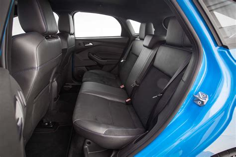 Ford Focus Rs Interior by 2016 Ford Focus Rs Rear Interior Seats Motor Trend