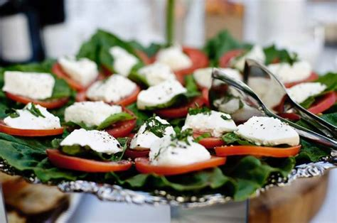 dinner caterer expert catering tips knowing how much food is enough