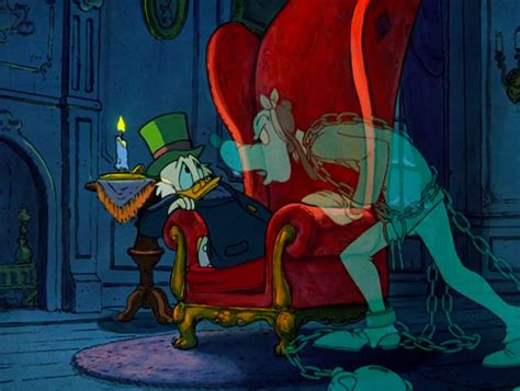 scrooge mcduck carol merry scary mickey s carol