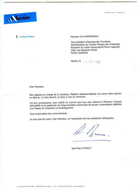 Exemple De Lettre De Demande Mutation modele lettre mutation courrier pour information