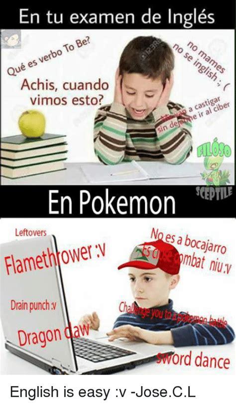 Memes En Ingles - 25 best memes about pokemon no pokemon no memes