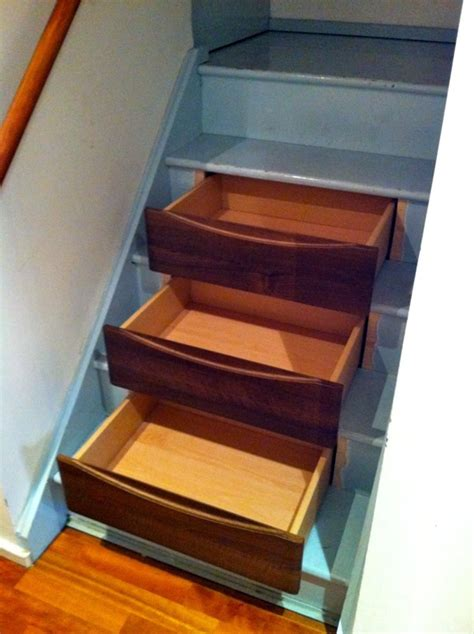 Drawer Steps by Created By Stairs Drawers Plenty Of Storage Space Stairs