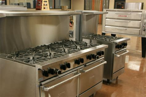 used commercial kitchen appliances good deal restaurant equipment used new restaurant