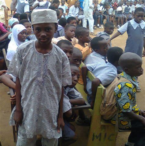 s day yoruba ogun state schools cultural day photos