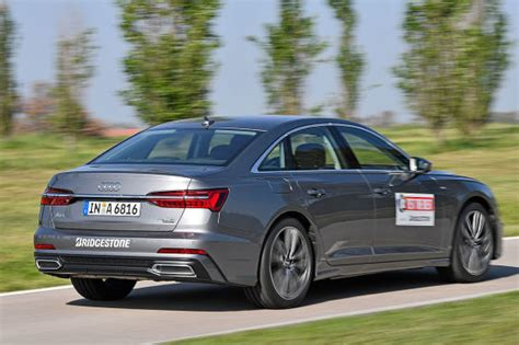 Audi A6 Bmw 5er by Oberklasse Test Neuer Audi A6 Gegen Bmw 5er Autobild De