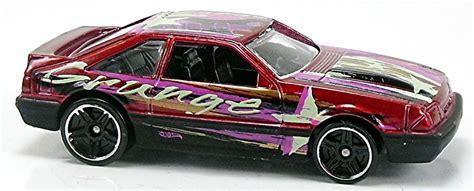 Blackpink Hw Blue 92 ford mustang 75mm 2008 wheels newsletter