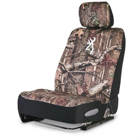 neoprene universal low back camo seat cover 653099 seat