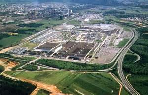 Ford Plant Ford Saarlouis And Assembly Plant