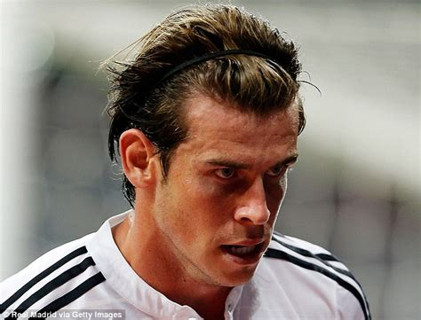 gareth bale long hair real madrid gareth bale hair newhairstylesformen2014 com