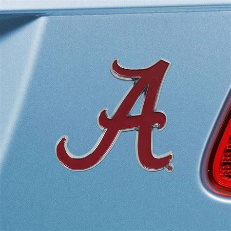 crimson tide colors alabama crimson tide color car emblem