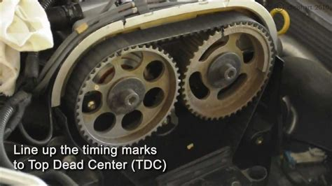 chevy cruze timing belt marks astra turbo z20let timing belt install part 1 of 2 doovi