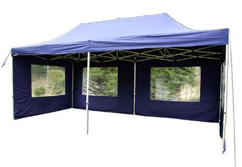 Garten Terrasse Dach by Falt Pavillon Partyzelt Mit Seitenteilen Solide Ausf 252 Hrung