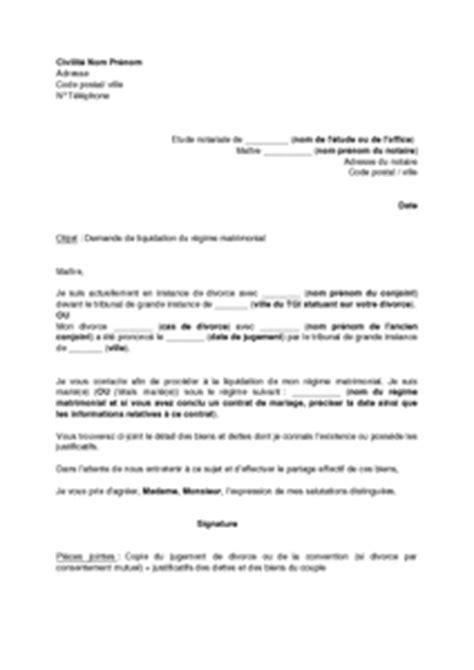 Lettre Demande De Stage Notaire Exemple Gratuit De Lettre Demande Rendez Vous 224 Notaire Liquidation R 233 Gime Matrimonial