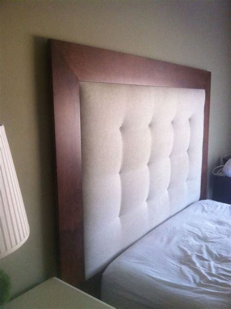 wood tufted headboard 1000 images about headboard diy on pinterest tufted bed