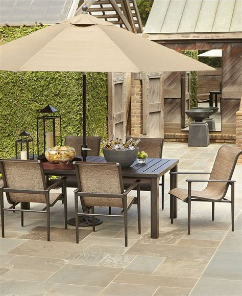 badgley outdoor patio furniture dining sets pieces 84