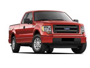 2014 ford f 150 stx supercrew announced