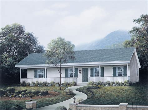 front porch designs ranch style house delta queen i ranch home plan 001d 0067 house plans and more