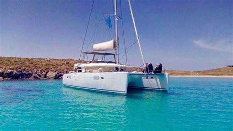 sailing catamaran under 100k new horizons my italian yacht charter