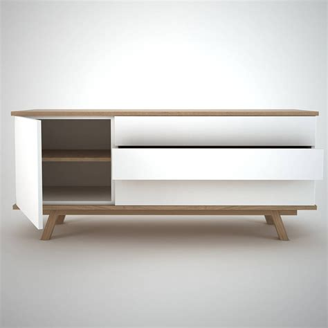 modern sideboards furniture 20 inspirations of white and wood sideboard