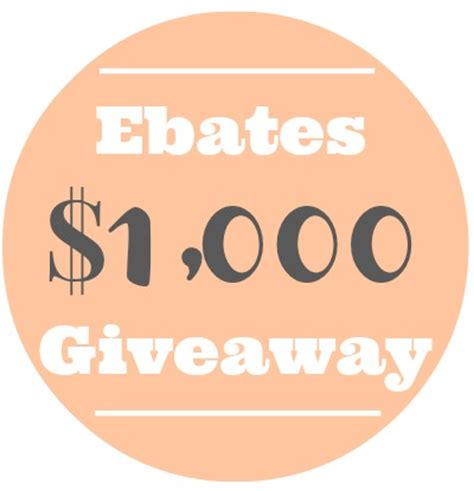 Ebates Giveaway - ebates giveaway ends tomorrow southern savers