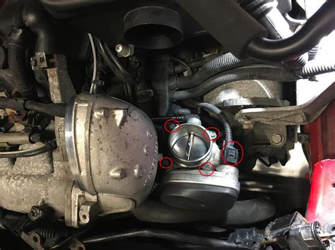 remove from a the throttle body of a 1999 lincoln navigator to change plugs detroittuned by pass valve diy georgeco specr53 blog
