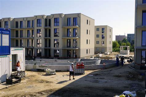 neubau wohnungen berlin neubau einer wohnanlage mit 200 wohnungen und tiefgarage