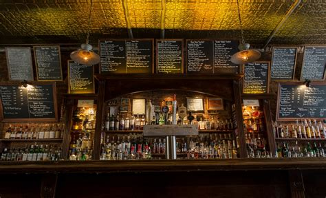 top 10 must try whiskey bars in manhattan new york