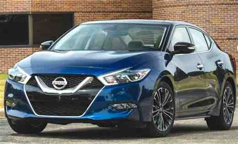 2018 Nissan Maxima Hybrid Nissan Model