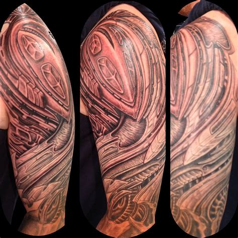 fallen angel tattoo estero fl ink fusion empire artist jeron kenens