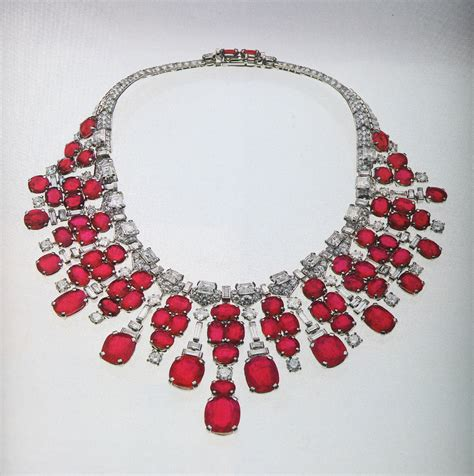 ruby necklace www imgkid the image kid has it