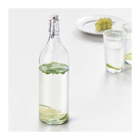 swing top glass bottles ikea swing top bottles 1 litre 1 2 litre glass swing top