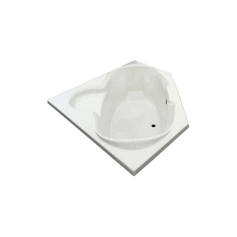 delta bathtubs delta 3 corner tub glass world bathtubs drop in