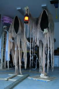 Scary Home Decor by 40 Funny Amp Scary Halloween Ghost Decorations Ideas