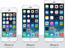 Image result for iphone 5 vs 5s size. Size: 214 x 160. Source: www.iphonehacks.com