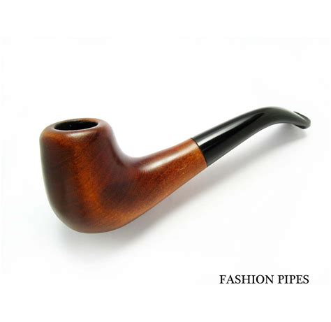 Handmade Wooden Pipe - handcrafted pipe 6 wooden pipe wood pipe tobacco by