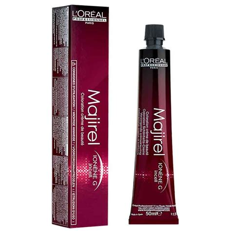 l oreal professionnel majirel blush l or 233 al professionnel majirel 50ml permanent colour capital hair